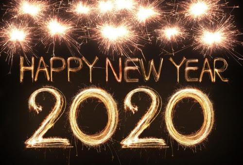 Bonne année 2020 et focus sur nouveautés
